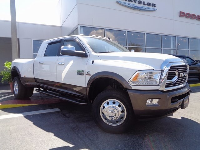 2018 Ram 3500 Mega Cab DRW 4x4, Pickup #JG103661 - photo 6