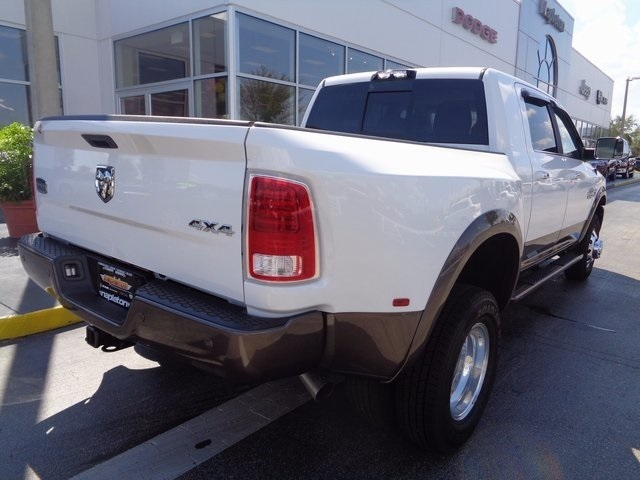 2018 Ram 3500 Mega Cab DRW 4x4, Pickup #JG103661 - photo 4