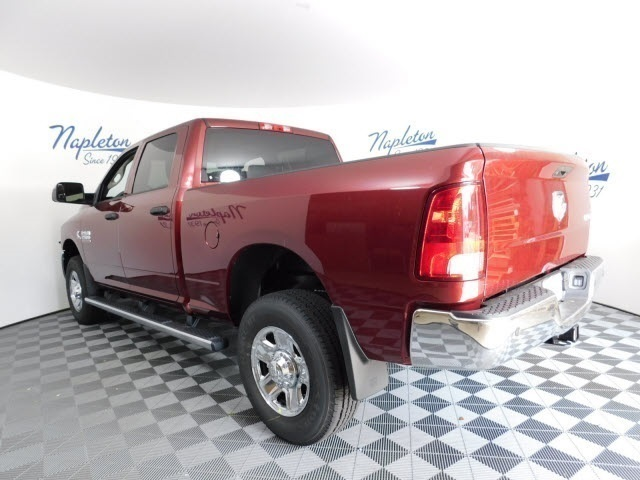 2018 Ram 2500 Crew Cab 4x4, Pickup #JG108490 - photo 2