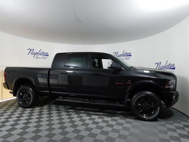 2018 Ram 2500 Mega Cab 4x4, Pickup #JG126898 - photo 6