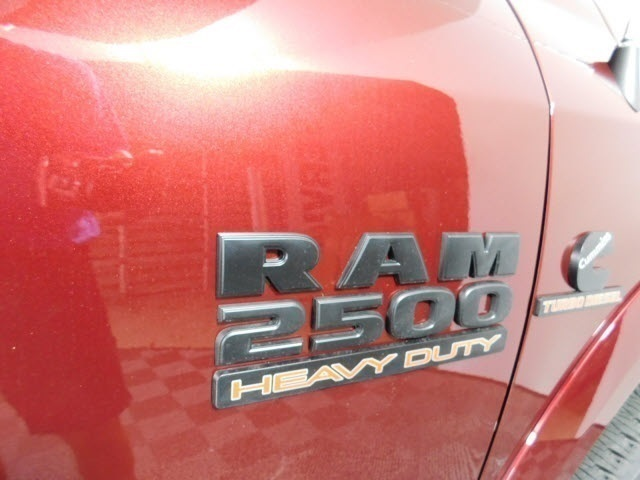 2018 Ram 2500 Mega Cab 4x4, Pickup #JG134751 - photo 30