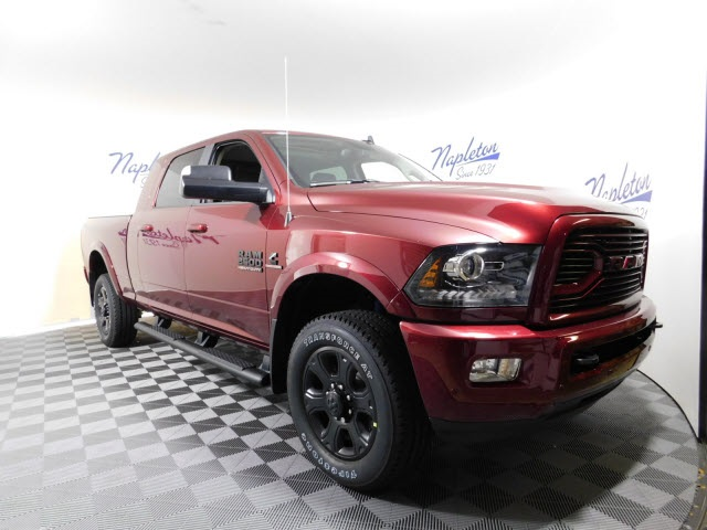 2018 Ram 2500 Mega Cab 4x4 Pickup #JG134751 - photo 3