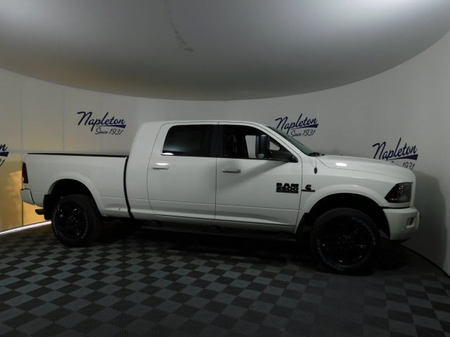 2018 Ram 2500 Mega Cab 4x4 Pickup #JG175497 - photo 6