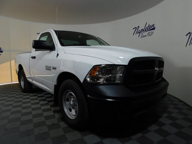 2018 Ram 1500 Regular Cab 4x2,  Pickup #JG178135 - photo 4