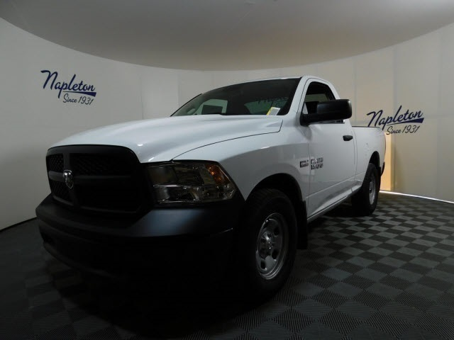2018 Ram 1500 Regular Cab 4x2,  Pickup #JG178135 - photo 1
