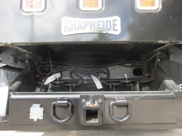 2018 Ram 3500 Regular Cab DRW, Knapheide Platform Body #JG183536 - photo 19