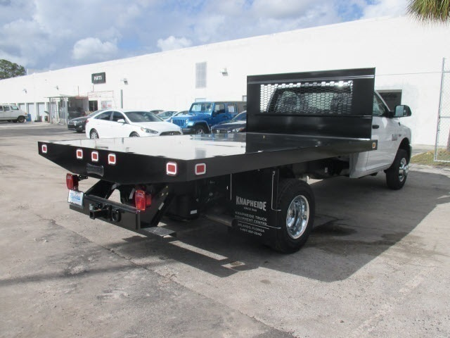 2018 Ram 3500 Regular Cab DRW, Knapheide Platform Body #JG183536 - photo 20