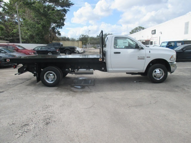 2018 Ram 3500 Regular Cab DRW, Knapheide Platform Body #JG183536 - photo 22