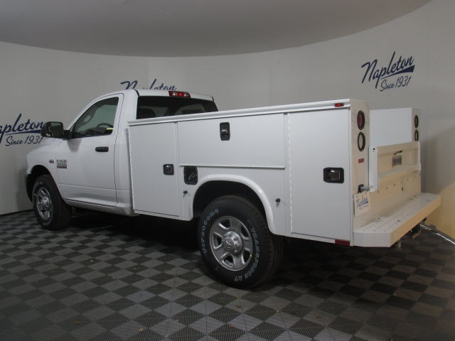 2018 Ram 2500 Regular Cab, Knapheide Service Body #JG189078 - photo 2