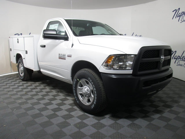 2018 Ram 2500 Regular Cab, Knapheide Service Body #JG189078 - photo 28