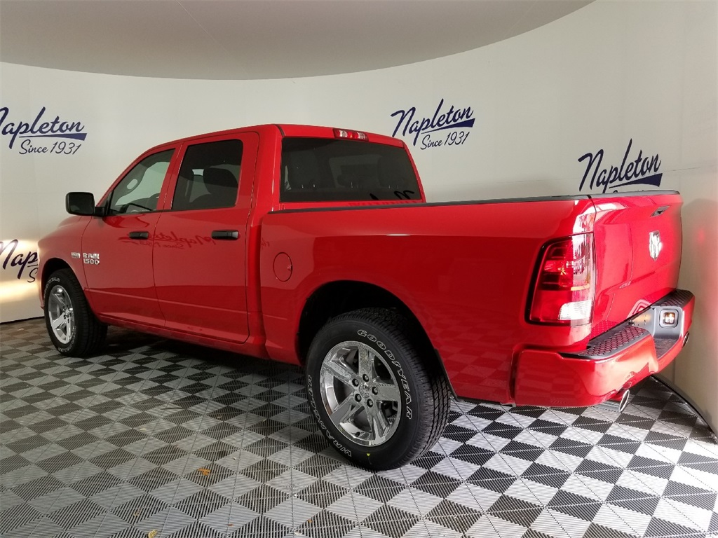 2018 Ram 1500 Crew Cab 4x2,  Pickup #JG194266 - photo 2