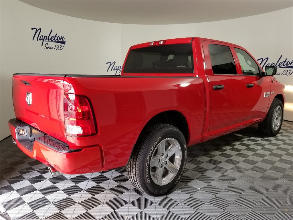 2018 Ram 1500 Crew Cab,  Pickup #JG194266 - photo 18