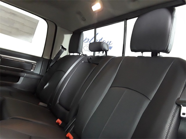 2018 Ram 2500 Crew Cab 4x4, Pickup #JG217298 - photo 18