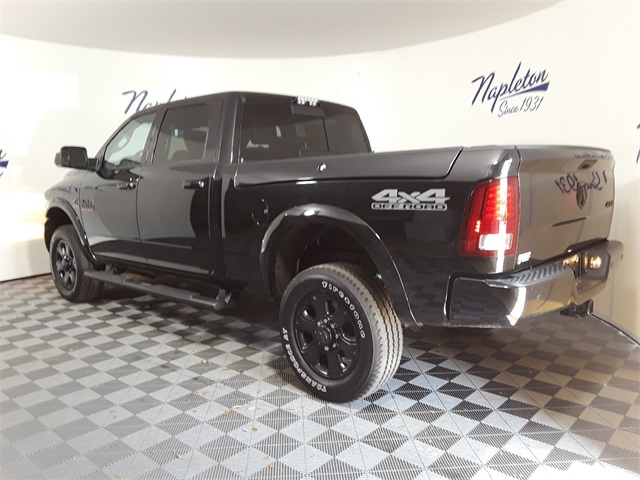 2018 Ram 2500 Crew Cab 4x4, Pickup #JG217298 - photo 2