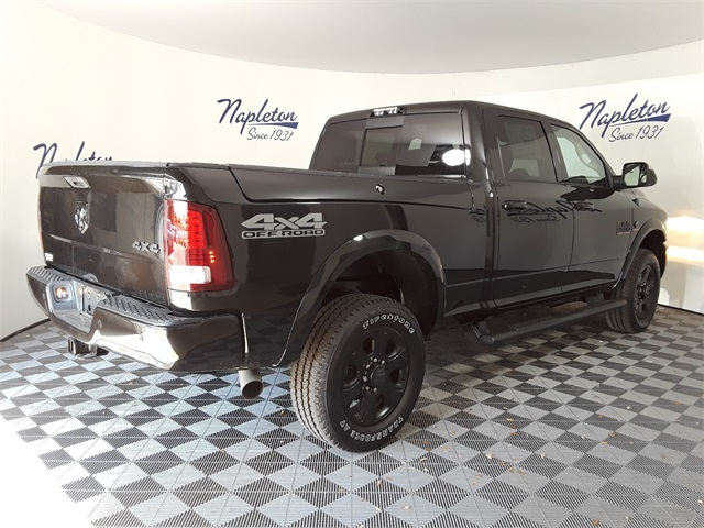 2018 Ram 2500 Crew Cab 4x4, Pickup #JG217298 - photo 21