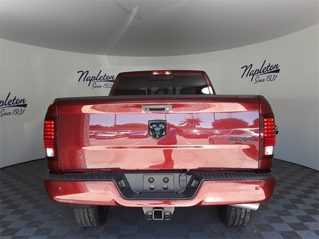 2018 Ram 2500 Crew Cab 4x4, Pickup #JG218190 - photo 21