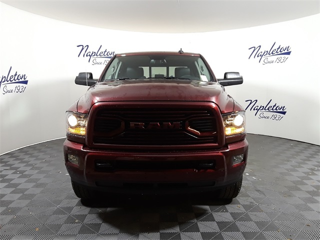 2018 Ram 2500 Crew Cab 4x4, Pickup #JG218190 - photo 32