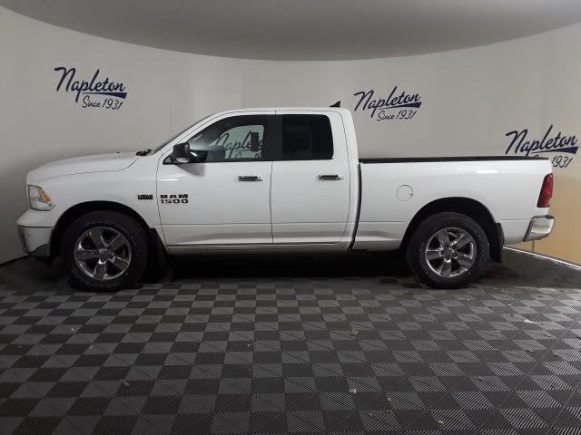 2018 Ram 1500 Quad Cab, Pickup #JS211535 - photo 16