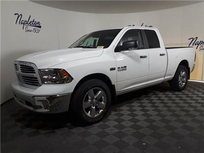 2018 Ram 1500 Quad Cab, Pickup #JS211535 - photo 1