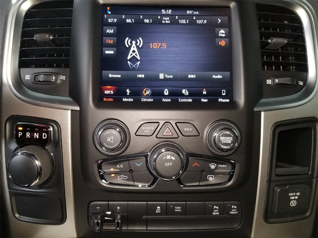 2018 Ram 1500 Crew Cab 4x2,  Pickup #JS225809 - photo 9
