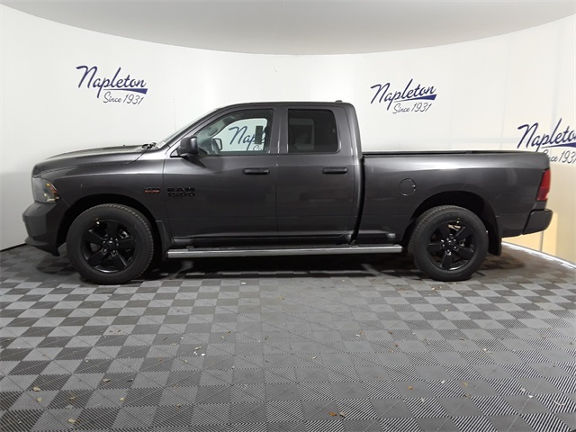 2018 Ram 1500 Quad Cab 4x2,  Pickup #JS239186 - photo 16