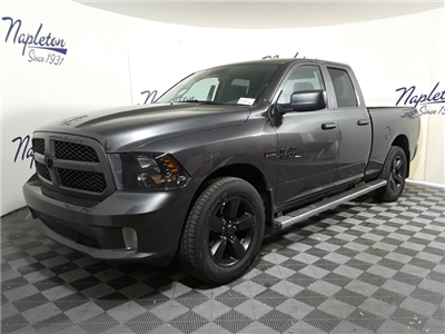 2018 Ram 1500 Quad Cab 4x2,  Pickup #JS239186 - photo 1