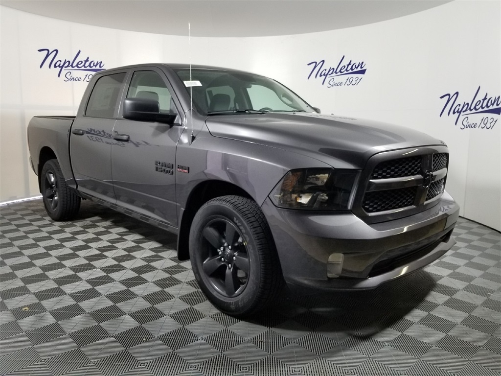 2018 Ram 1500 Crew Cab, Pickup #JS279856 - photo 29