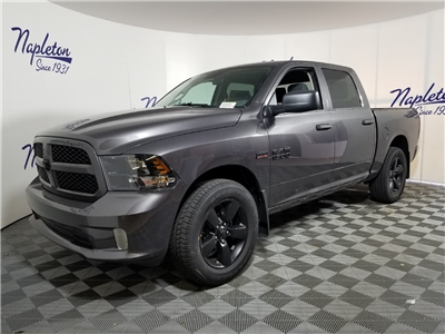 2018 Ram 1500 Crew Cab, Pickup #JS279856 - photo 1