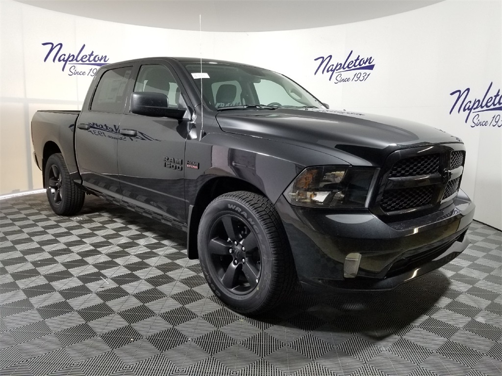 2018 Ram 1500 Crew Cab 4x2,  Pickup #JS285463 - photo 30