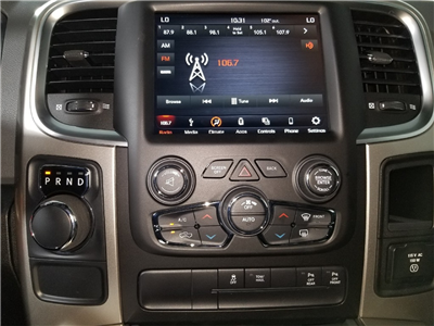 2018 Ram 1500 Crew Cab 4x2,  Pickup #JS331212 - photo 9
