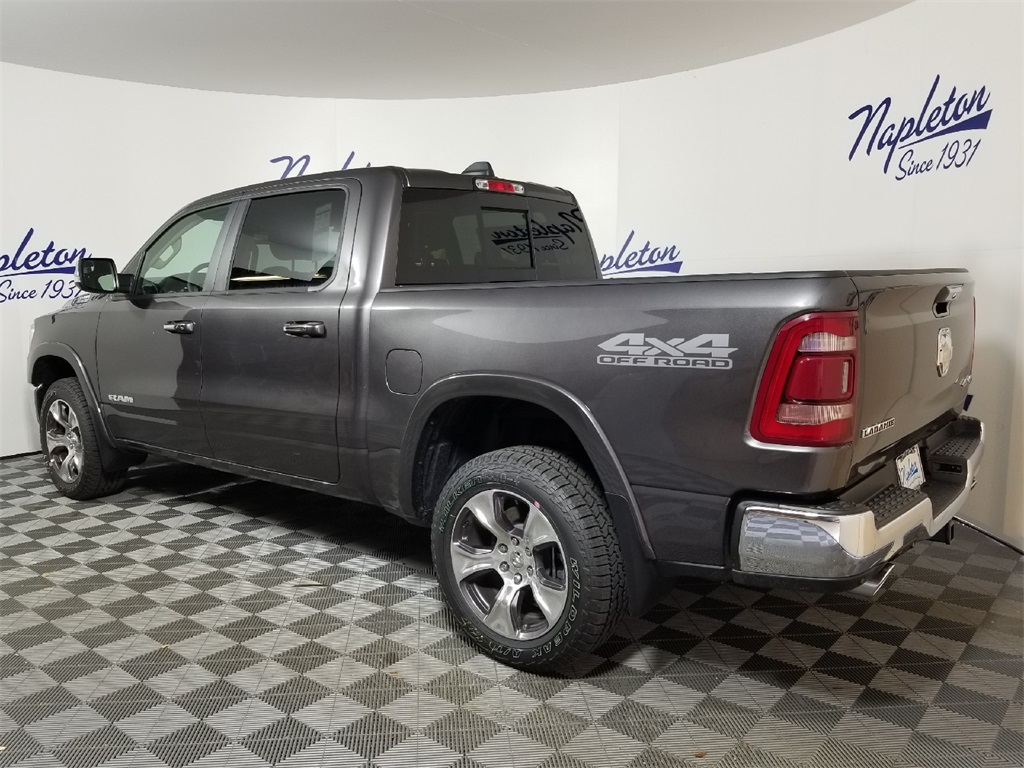 2019 Ram 1500 Crew Cab 4x4,  Pickup #KN513788 - photo 2