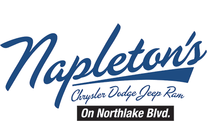 Napleton's Northlake Chrysler Dodge Jeep Ram logo