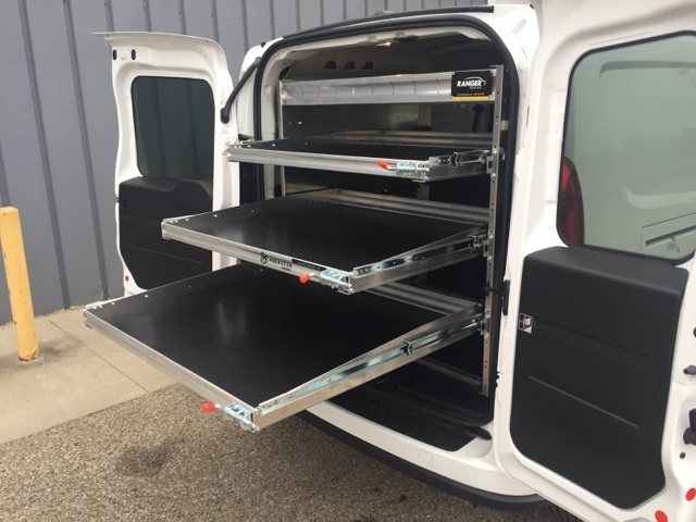 2017 ProMaster City,  Upfitted Cargo Van #17R161 - photo 5
