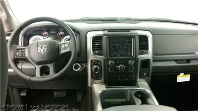 2018 Ram 1500 Crew Cab 4x4,  Pickup #18R127 - photo 7