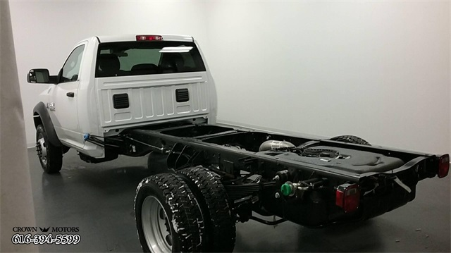 2018 Ram 5500 Regular Cab DRW 4x4,  Cab Chassis #18R42 - photo 2