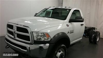 2018 Ram 5500 Regular Cab DRW 4x4,  Cab Chassis #18R42 - photo 1