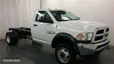 2018 Ram 5500 Regular Cab DRW 4x4,  Cab Chassis #18R42 - photo 3