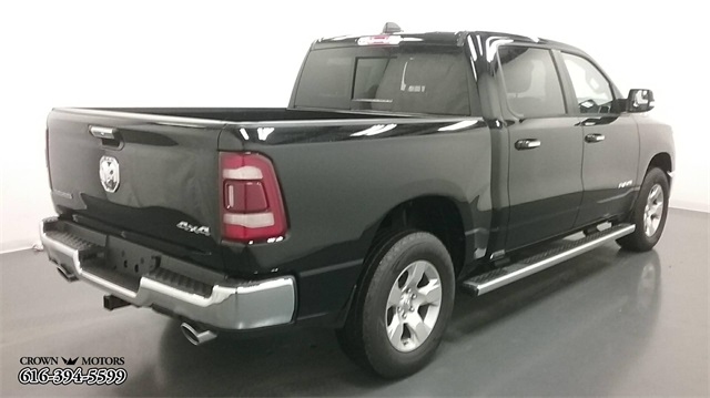2019 Ram 1500 Crew Cab 4x4,  Pickup #19R01 - photo 4