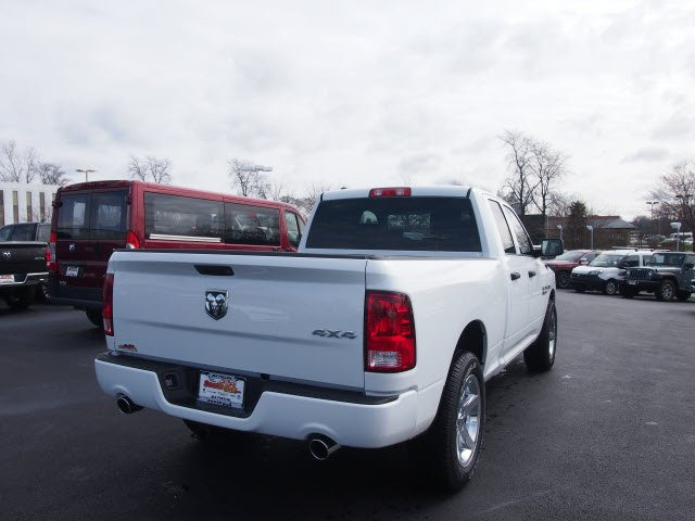 2017 Ram 1500 Quad Cab 4x4 Pickup #CTPRT123 - photo 11