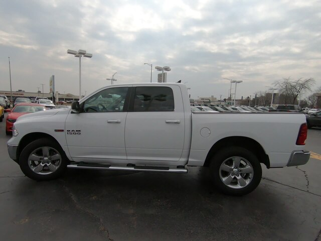 2017 Ram 1500 Crew Cab 4x4,  Pickup #CTPRT156 - photo 7