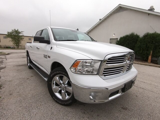 2018 Ram 1500 Crew Cab 4x4,  Pickup #CTPRT191 - photo 1