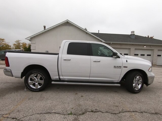 2018 Ram 1500 Crew Cab 4x4,  Pickup #CTPRT191 - photo 3