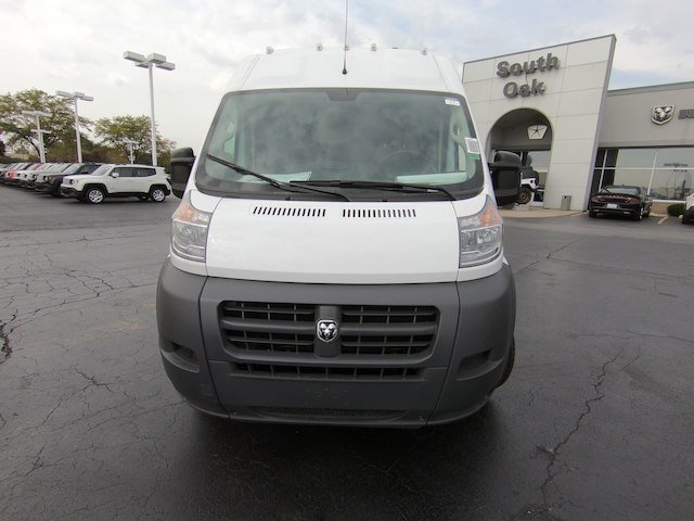 2018 ProMaster 2500 High Roof FWD,  Empty Cargo Van #PM18016 - photo 13