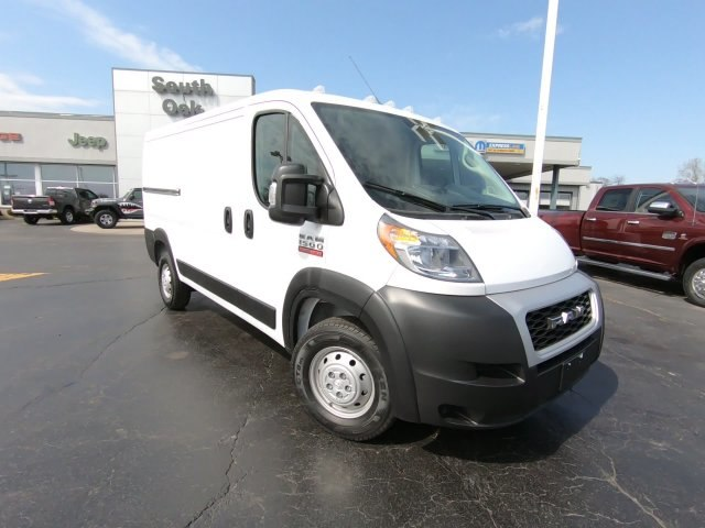 2019 ProMaster 1500 Standard Roof FWD,  Empty Cargo Van #PM19001 - photo 1