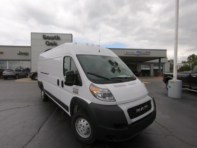 2019 ProMaster 3500 High Roof FWD,  Empty Cargo Van #PM19009 - photo 1