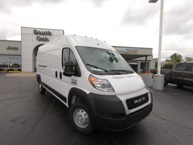2019 ProMaster 2500 High Roof FWD,  Empty Cargo Van #PM19011 - photo 1