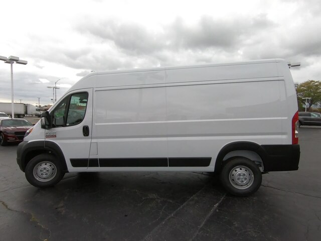 2019 ProMaster 2500 High Roof FWD,  Empty Cargo Van #PM19012 - photo 8