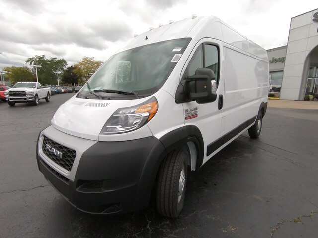2019 ProMaster 2500 High Roof FWD,  Empty Cargo Van #PM19012 - photo 9