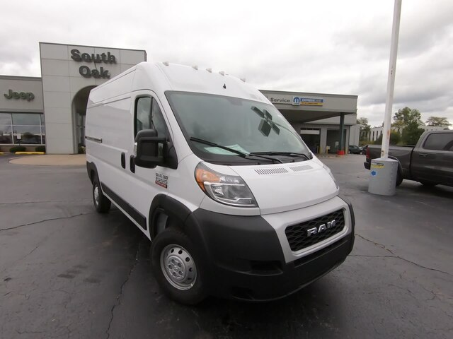 2019 ProMaster 1500 High Roof FWD,  Empty Cargo Van #PM19013 - photo 1