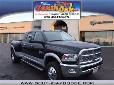 2017 Ram 3500 Mega Cab DRW 4x4, Pickup #RT17044 - photo 1